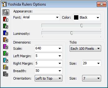 computer screen ruler