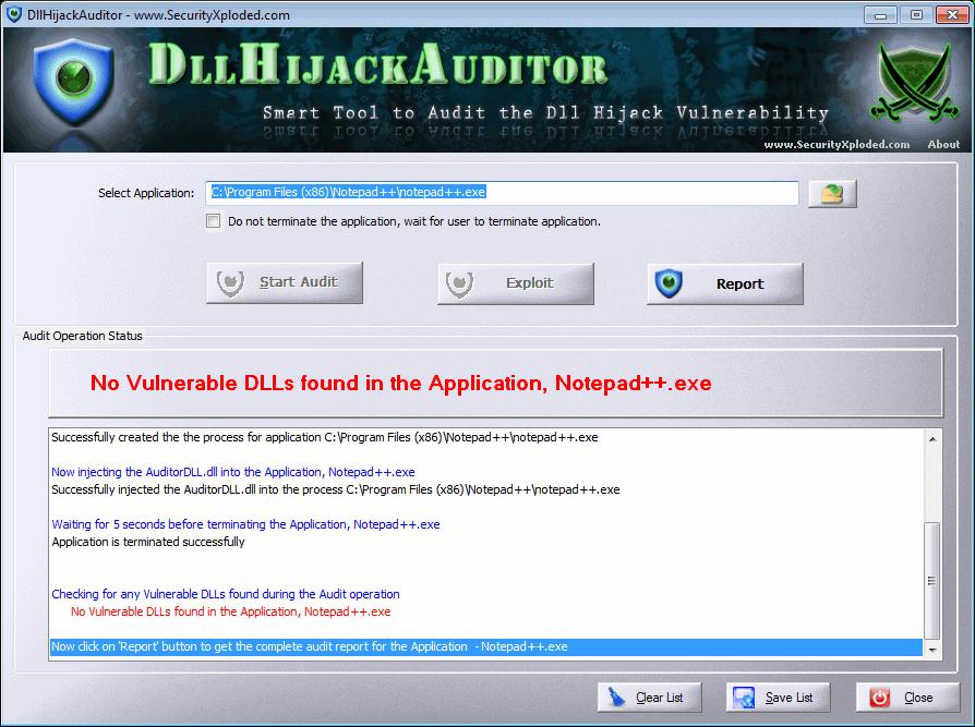 dll hijack vulnerability