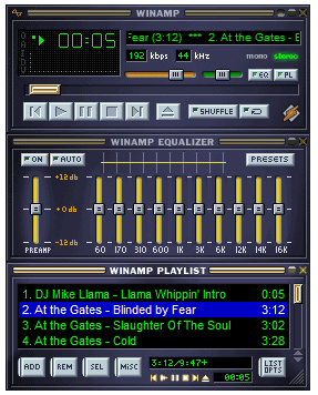 New Winamp in Early 2016, but don't get your hopes up