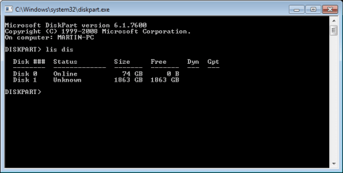 windows 64 bit rootkit detection