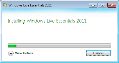 windows live essentials 2011