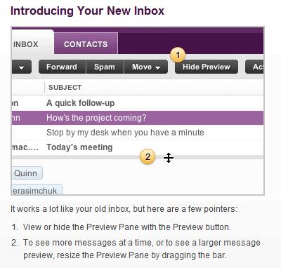 yahoo mail inbox