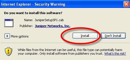 Install ActiveX