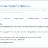 chrome toolbox