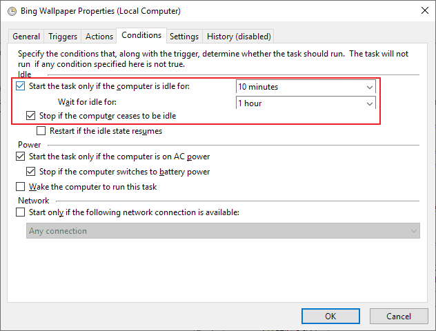 The Definition Of Idle In Windows