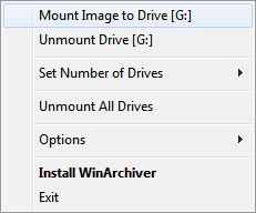 mount images iso file