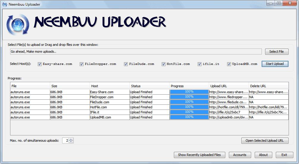 neembuu uploader