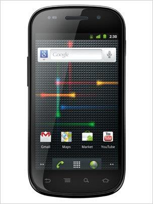 Google Nexus S Phone
