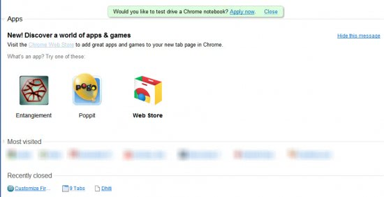 Chrome games