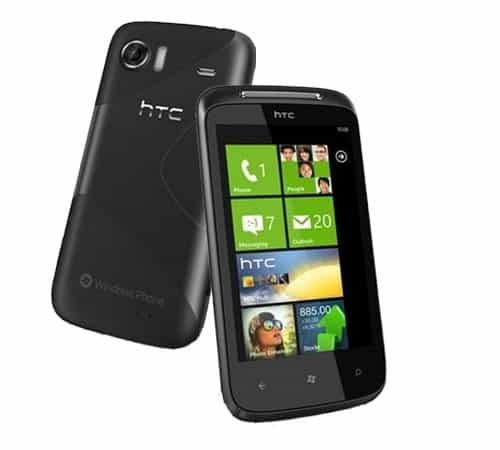 htc mozart phone