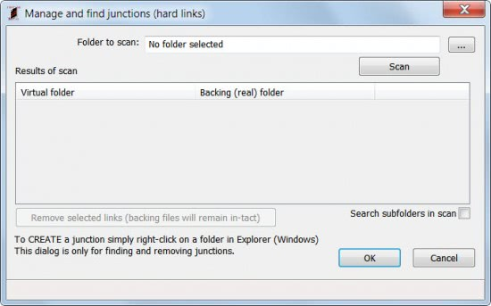 manage find junctions