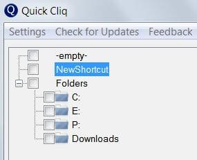 quick cliq