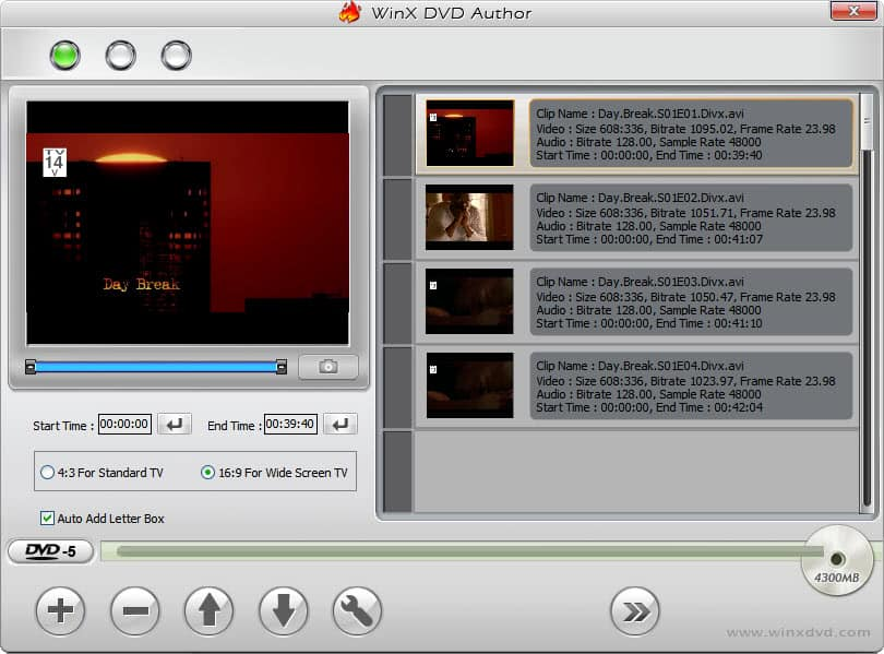 create video dvd