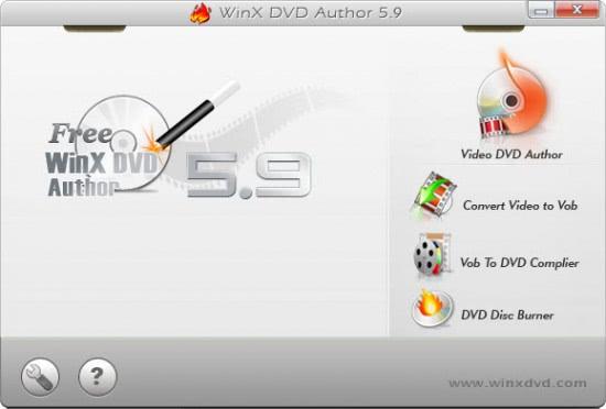 dvd author