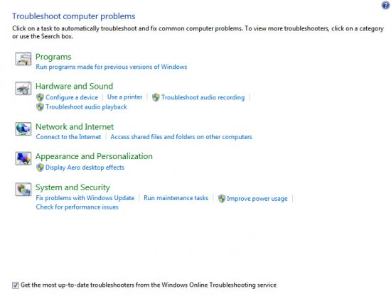 Troubleshooting If Windows 7 Update Fails