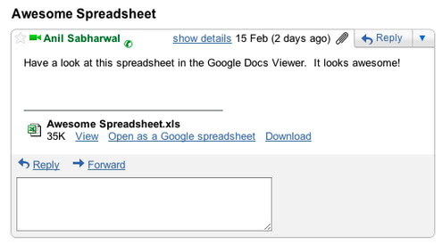 Google Docs Viewer Gets Microsoft Excel, Adobe Photoshop ...