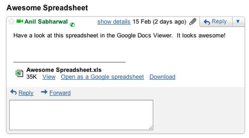 gmail google docs integration