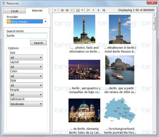 add local remote files