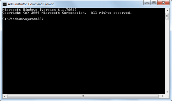 list installed printer drivers command line windows 7