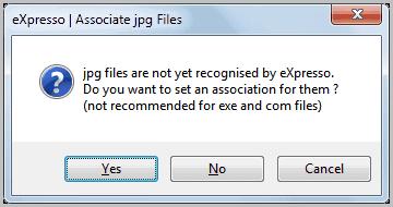 associate files