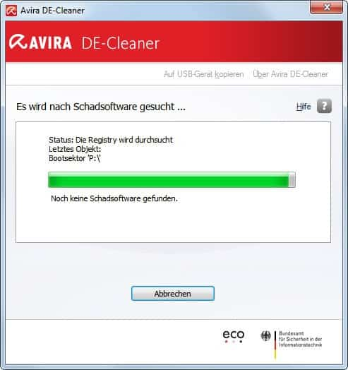 avira de cleaner
