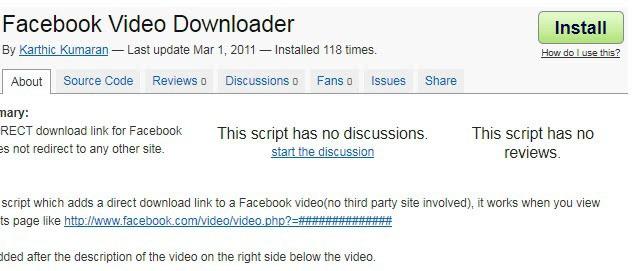 How To Download Facebook Videos - gHacks Tech News