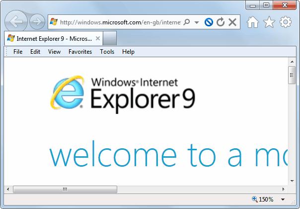 Resultado de imagen para internet explorer in computer
