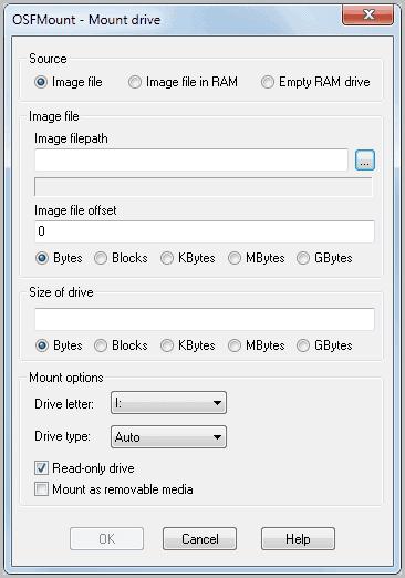 mount drive