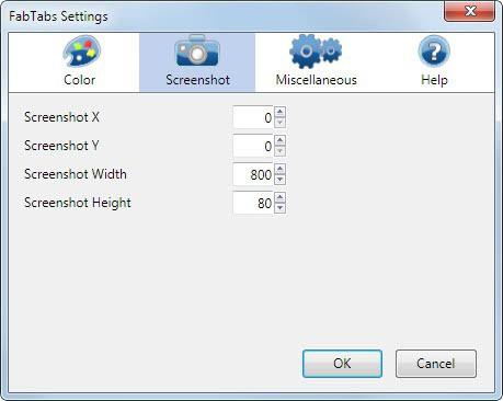 screenshot resolution