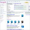 yahoo search direct