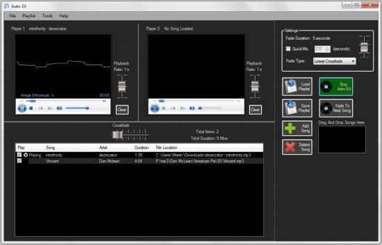 free dj mixing software