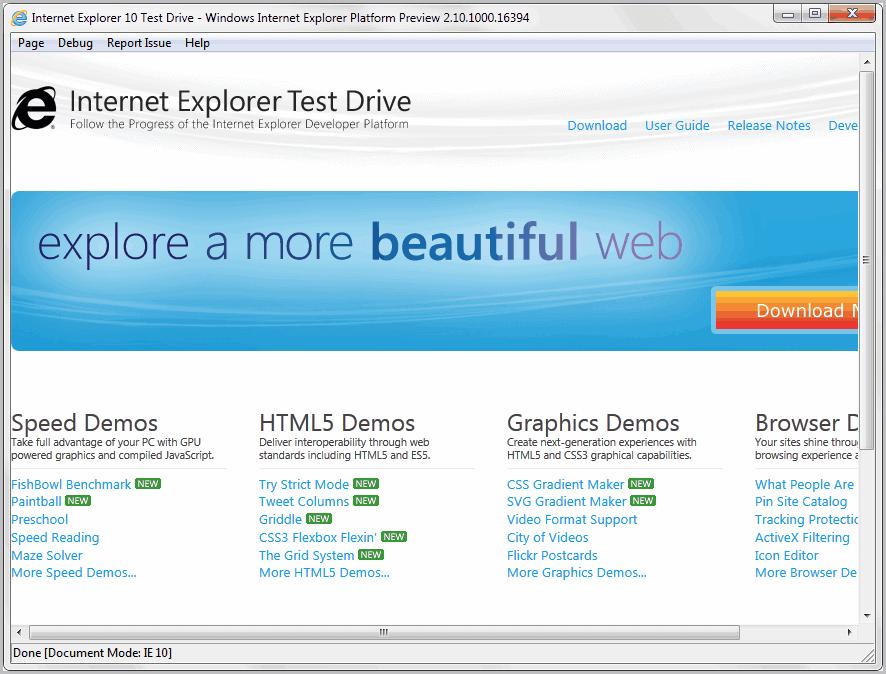 Internet Explorer 10 Will Not Support Vista, XP - gHacks
