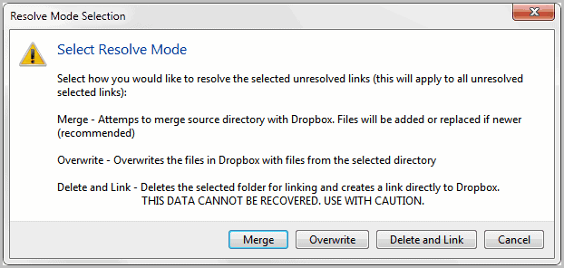 Dropboxifier Move Folders To Dropbox Without Losing Functionality