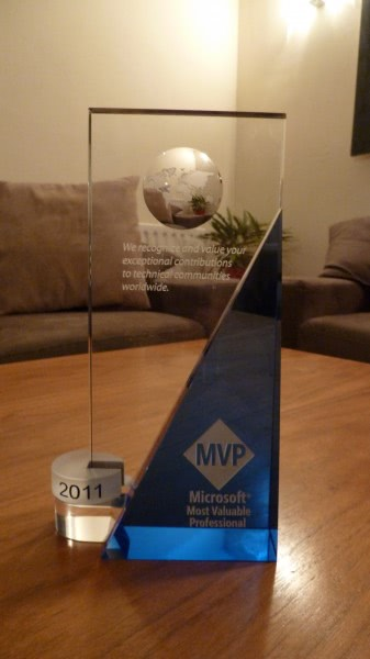 becoming a microsoft mvp