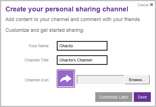 bittorrent channels