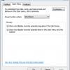 enable jumplists