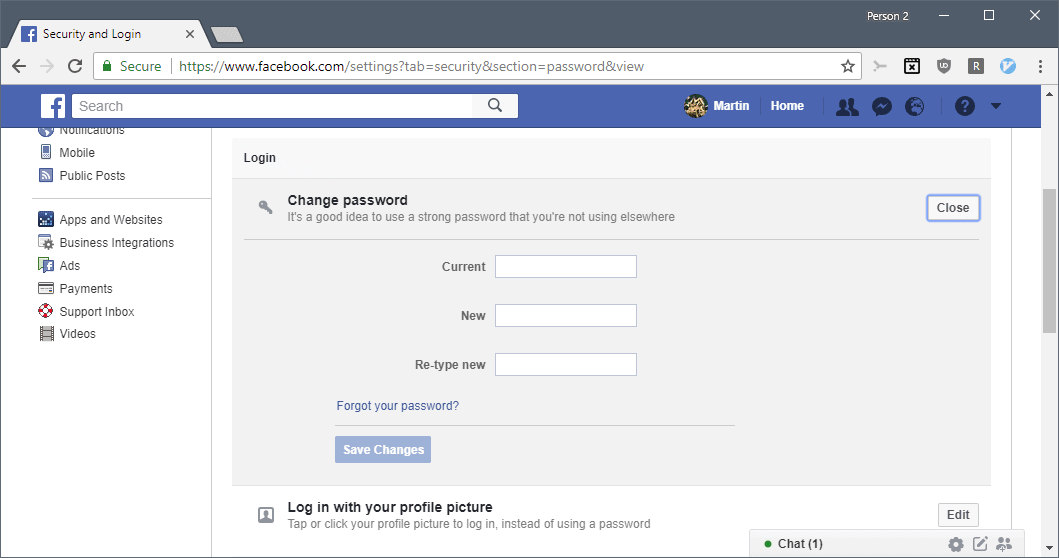How To Properly Protect Your Facebook Account, Login