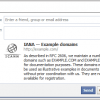 facebook send
