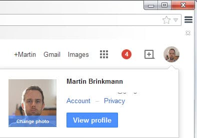 google account