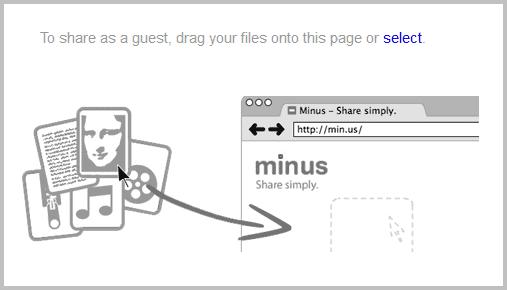 minus file host