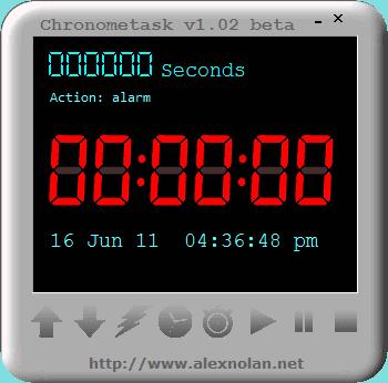 Chronometask
