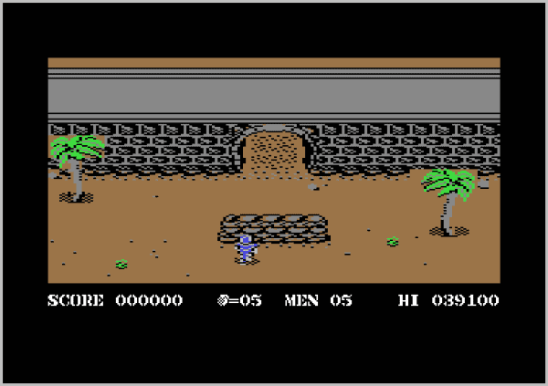Play C-64, PC Dos Games Online [Game Saturday]
