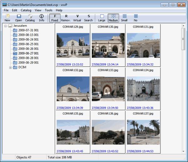 digital image catalog