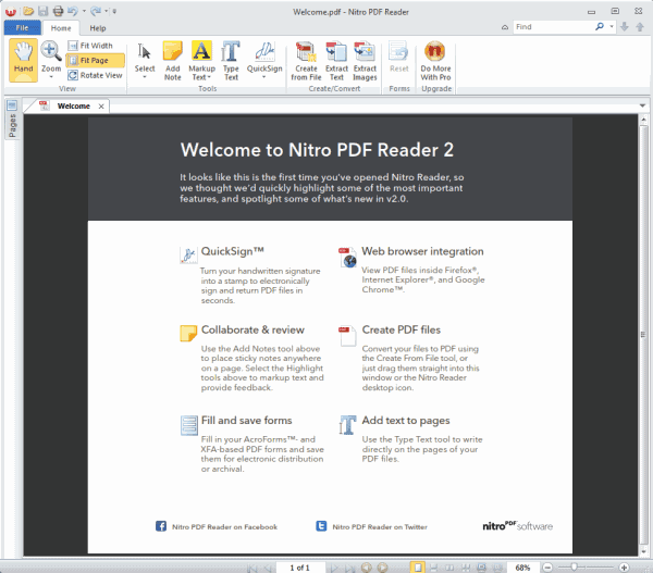 Nitro Pdf Plugin For Chrome
