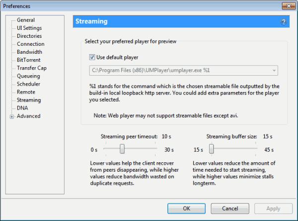 torrent streaming