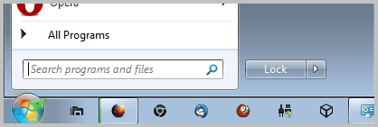 windows shutdown button