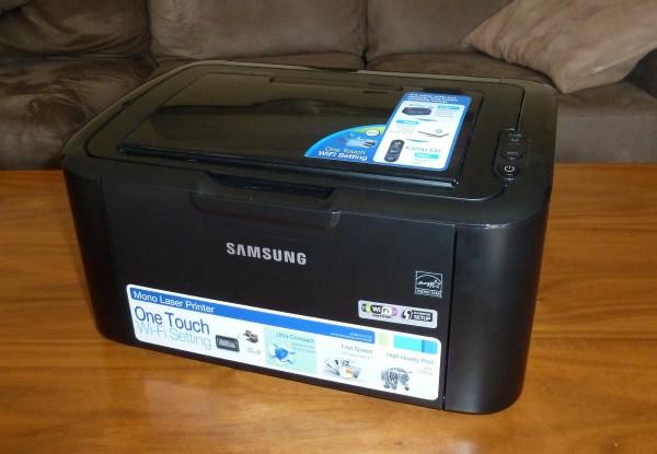 samsung laser printer review