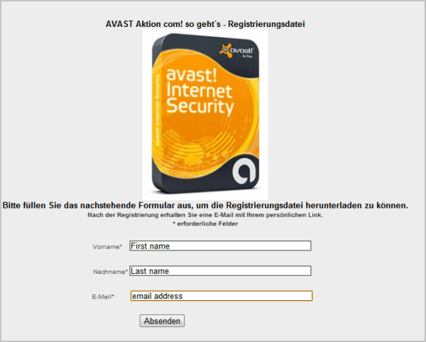 Avast Internet Security Free License - gHacks Tech News