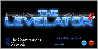 levelator level audio