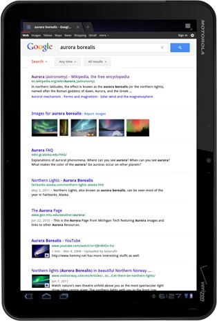 tablet search